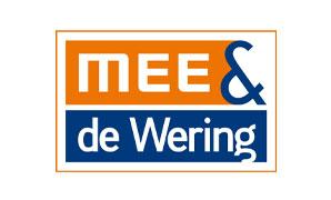 Logo MEE en de Wering